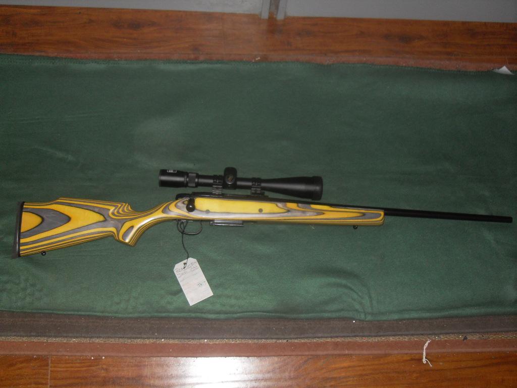 Remington 788 in 222 laminate stock